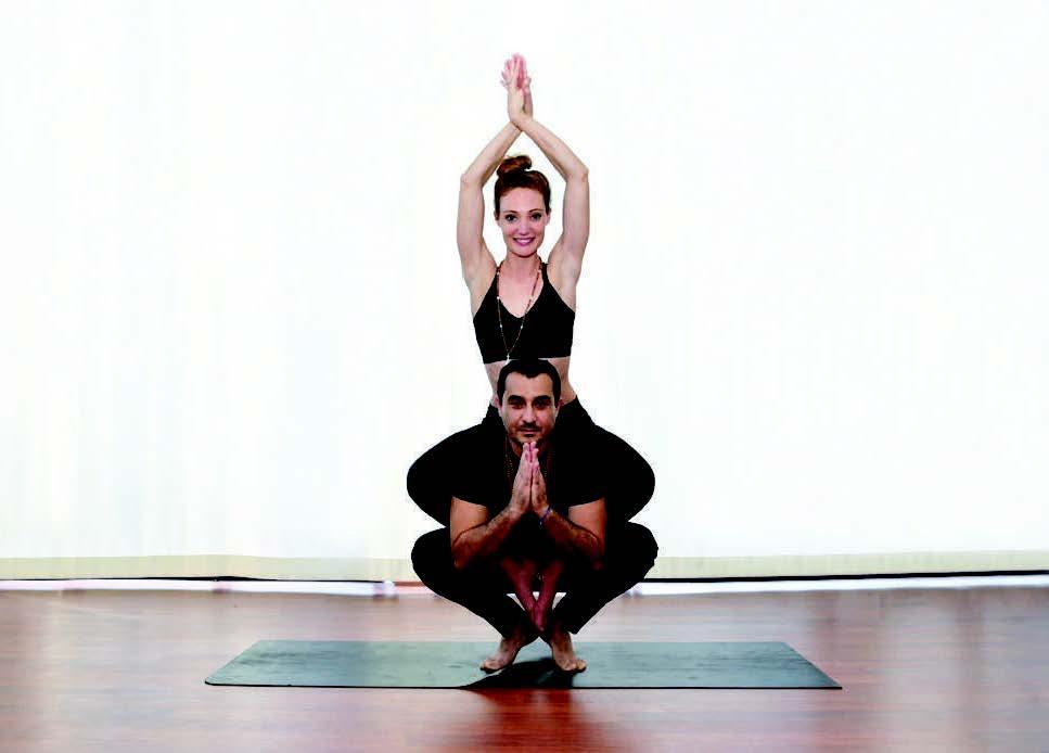 Om Yoga au coeur de Casablanca