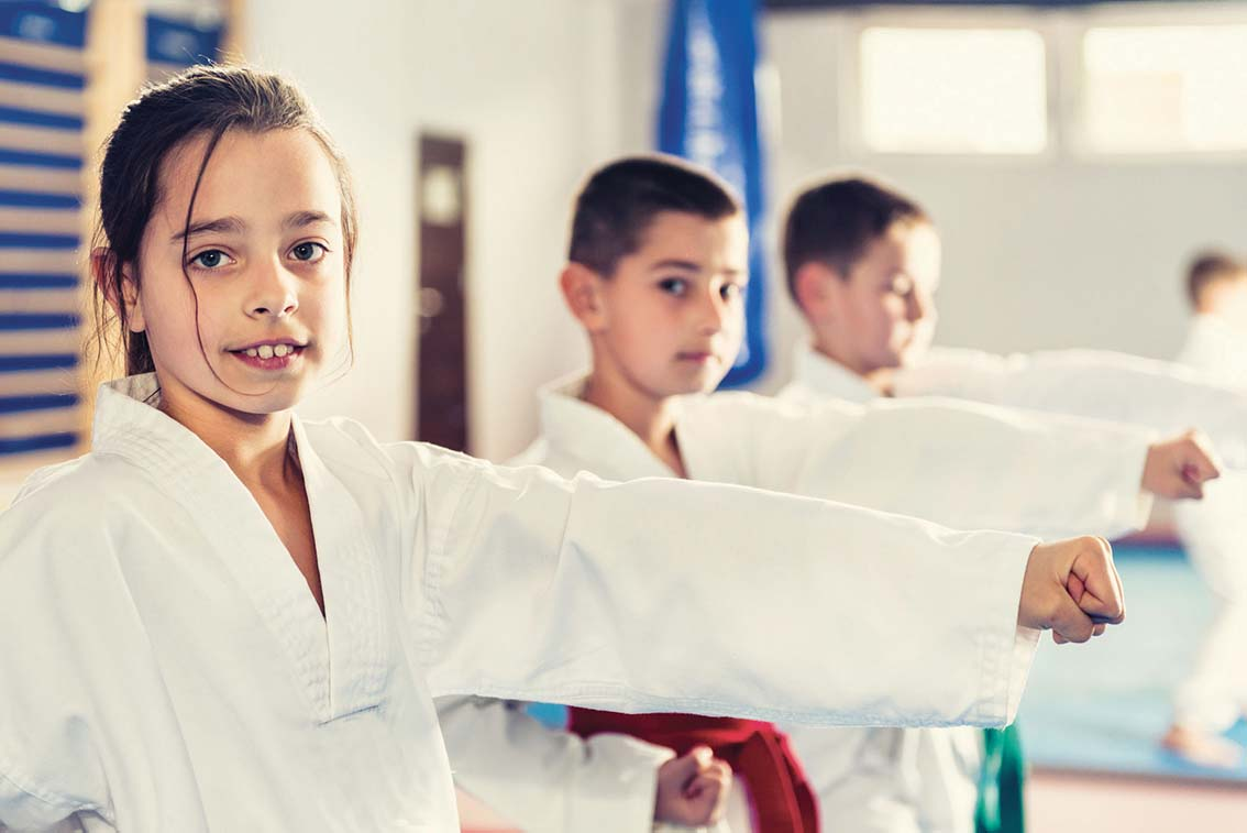 Le judo,  une véritable école de la vie
