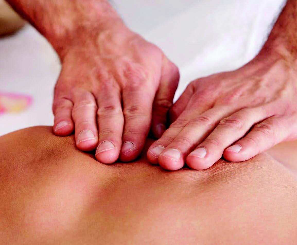 La fasciathérapie : une écoute du corps par le toucher