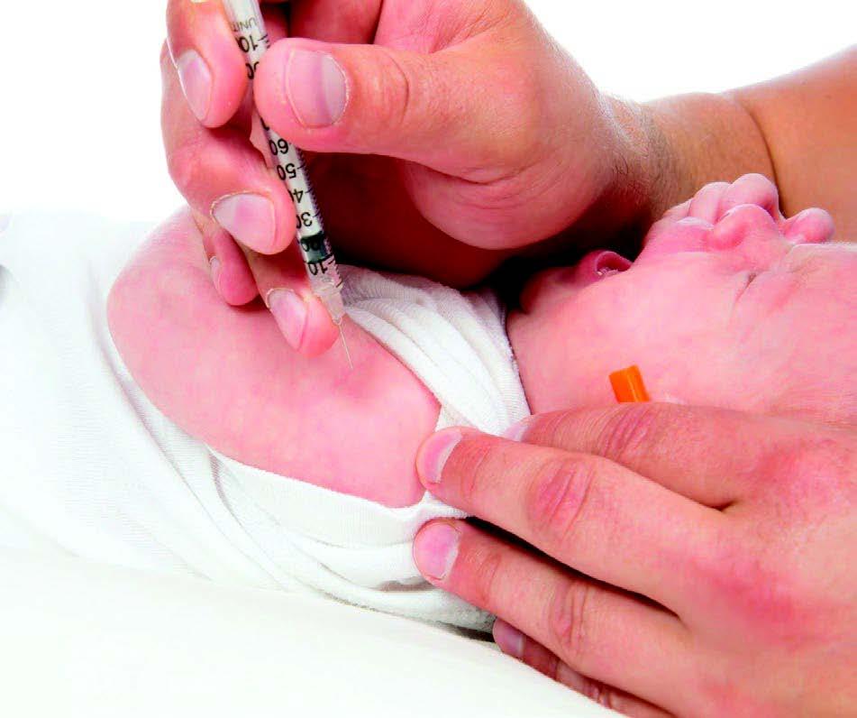 Les vaccins, des murs de défense pour les tout-petits