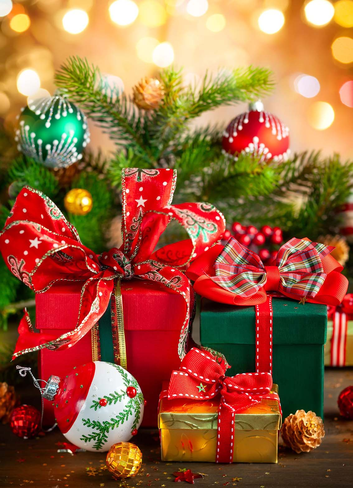 Cadeau, un peu, beaucoup, pas assez?