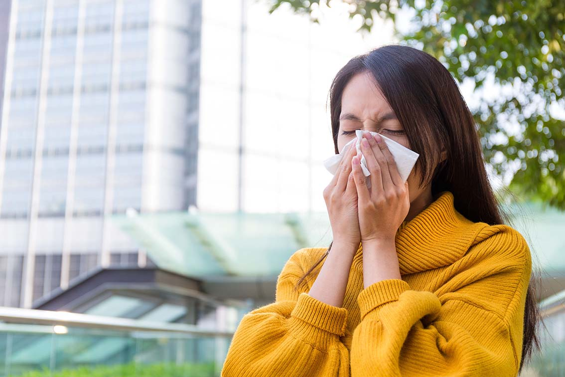 Maladies de l'hiver ? Il est possible de les éviter !