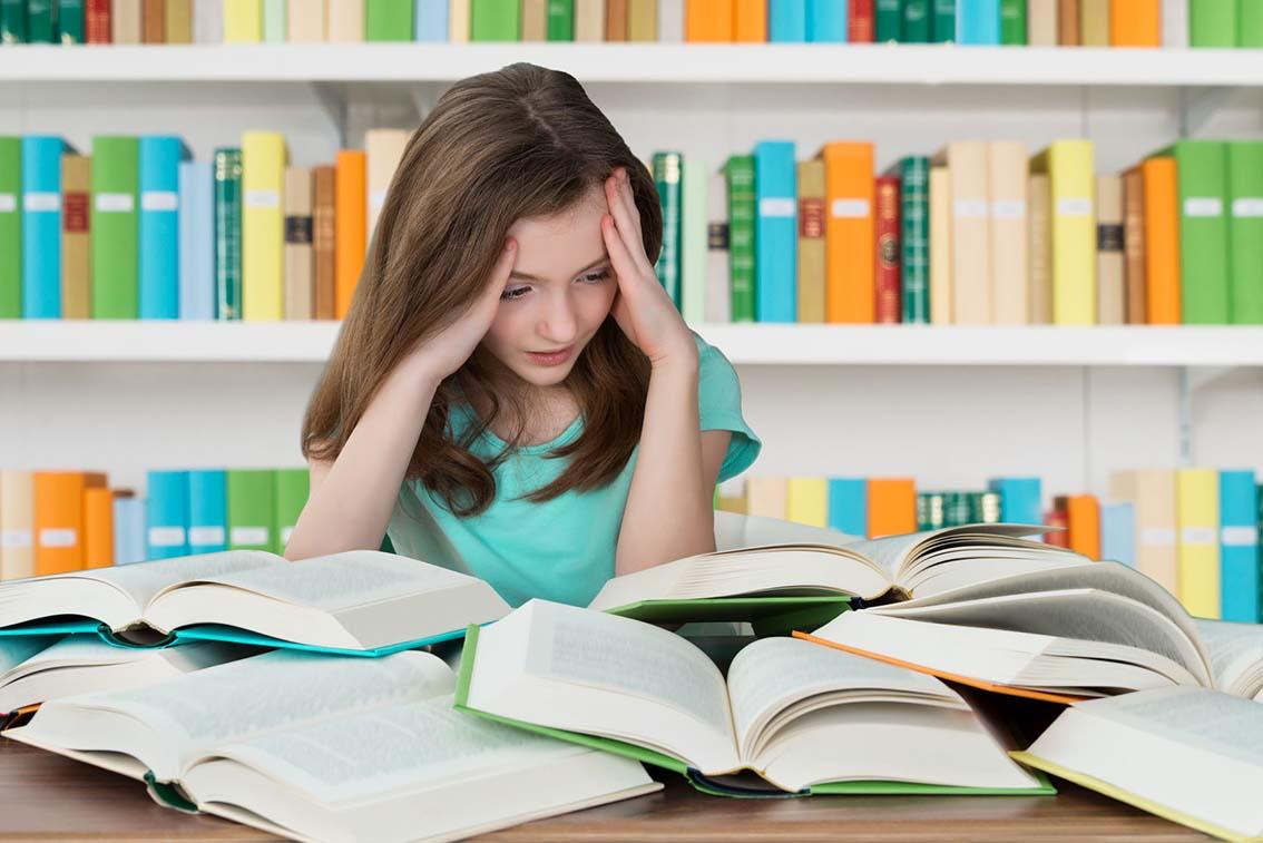 Pression scolaire:  Nos enfants en ont marre!