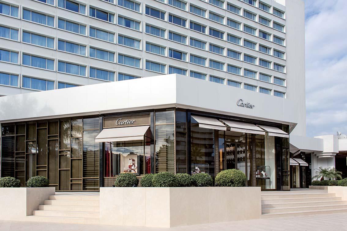 Cartier ouvre sa nouvelle boutique à Casablanca