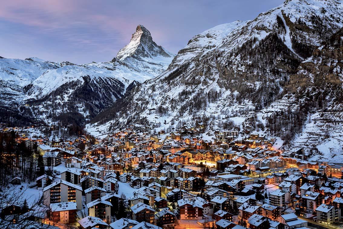 Destination ski au Maroc  et à l'étranger ?