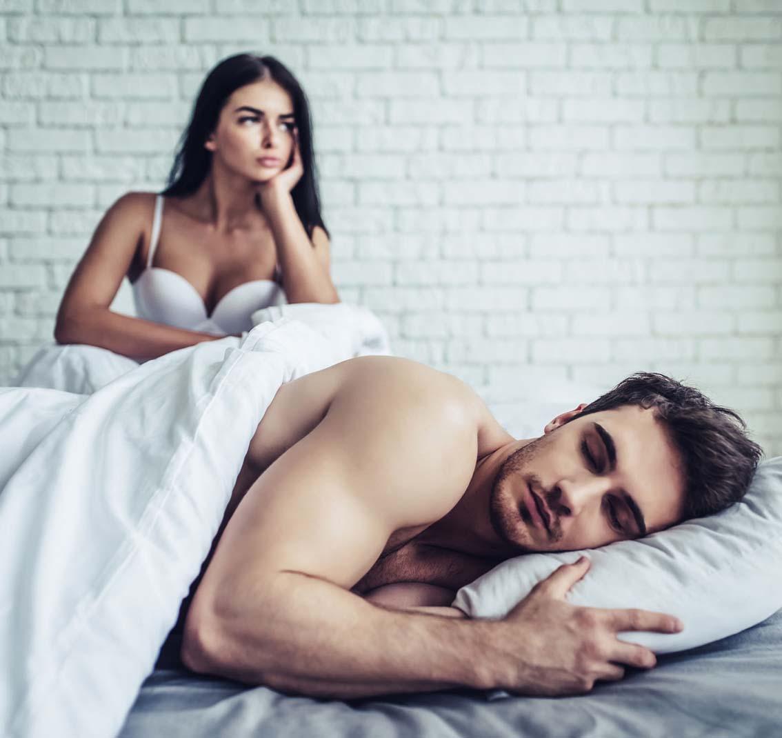 La performance sexuelle, une nouvelle source d'angoisse?
