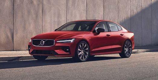 La Volvo S60  Car Of The Year 2020  au Maroc