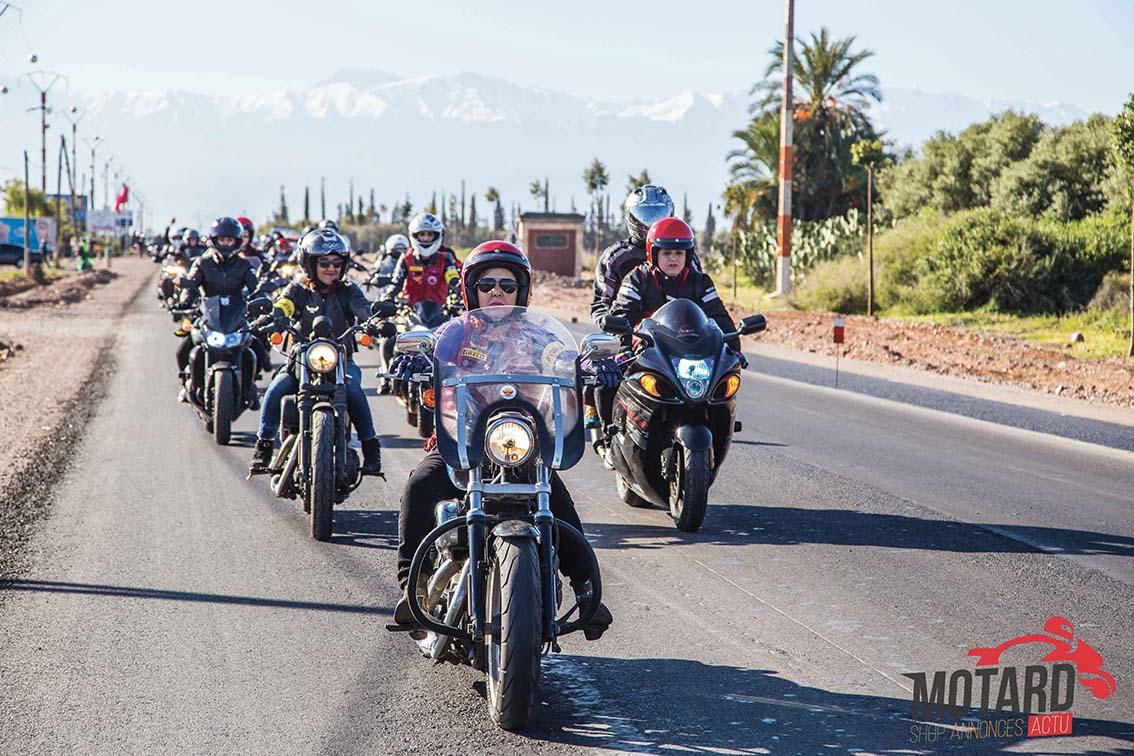 La «March Madness Morocco»,  le 8 mars autrement!