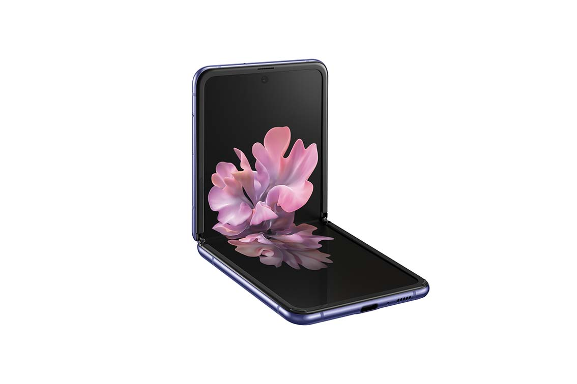 GALAXY Z FLIP, Un smartphone qui redéfinit les codes