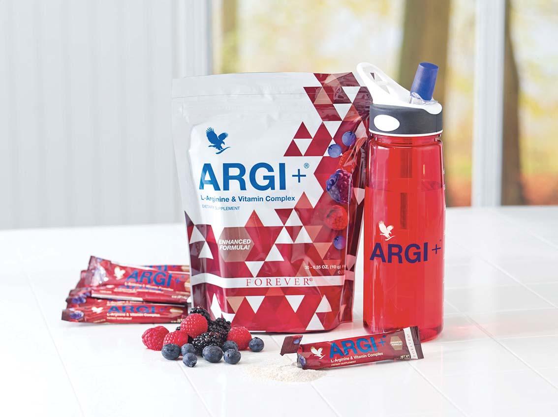 Forever Argi+ : conçu par  un prix Nobel de médecine