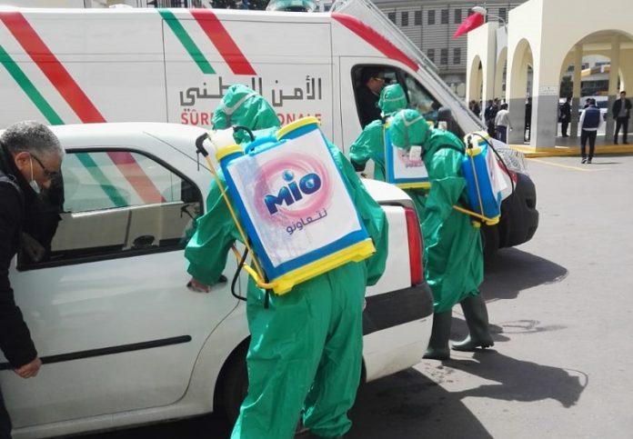 AMA au service du personnel médical et sécuritaire