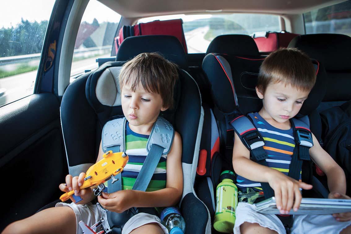 8 jeux pour faire passer le temps en voiture