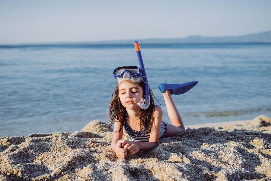 15 activités pour occuper les enfants à la plage