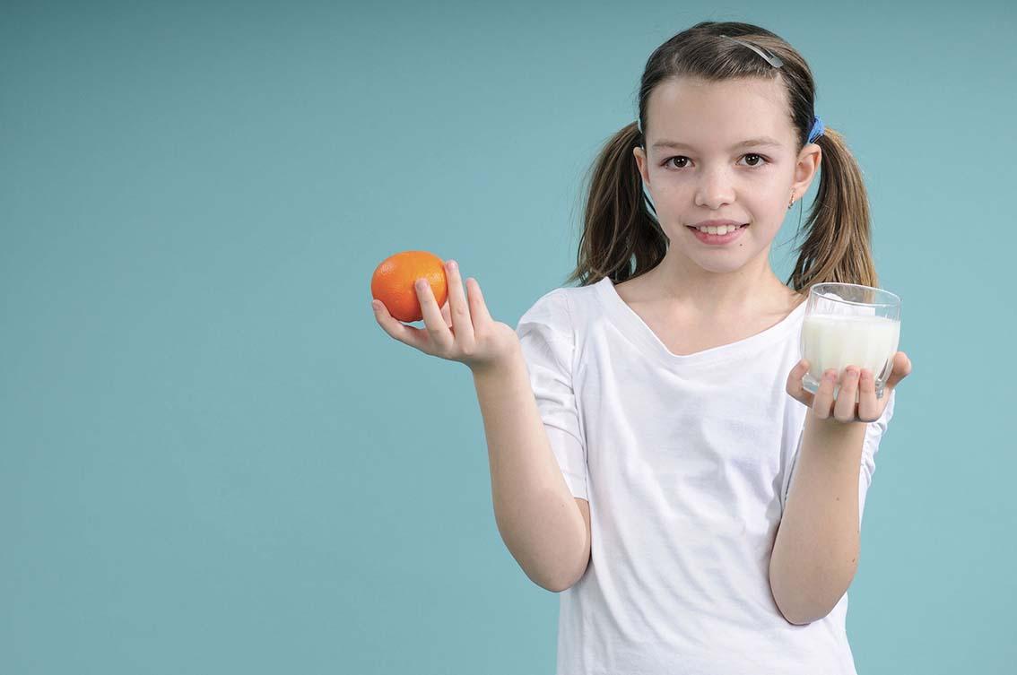Enfants et nutrition   Apprenons-leur  à manger bon!