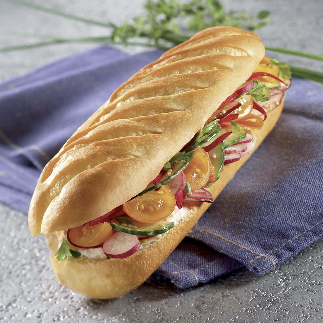 Les meilleures recettes  de sandwich