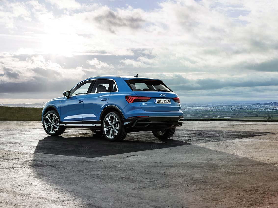 Le nouveau Audi Q3 :  le familial polyvalent