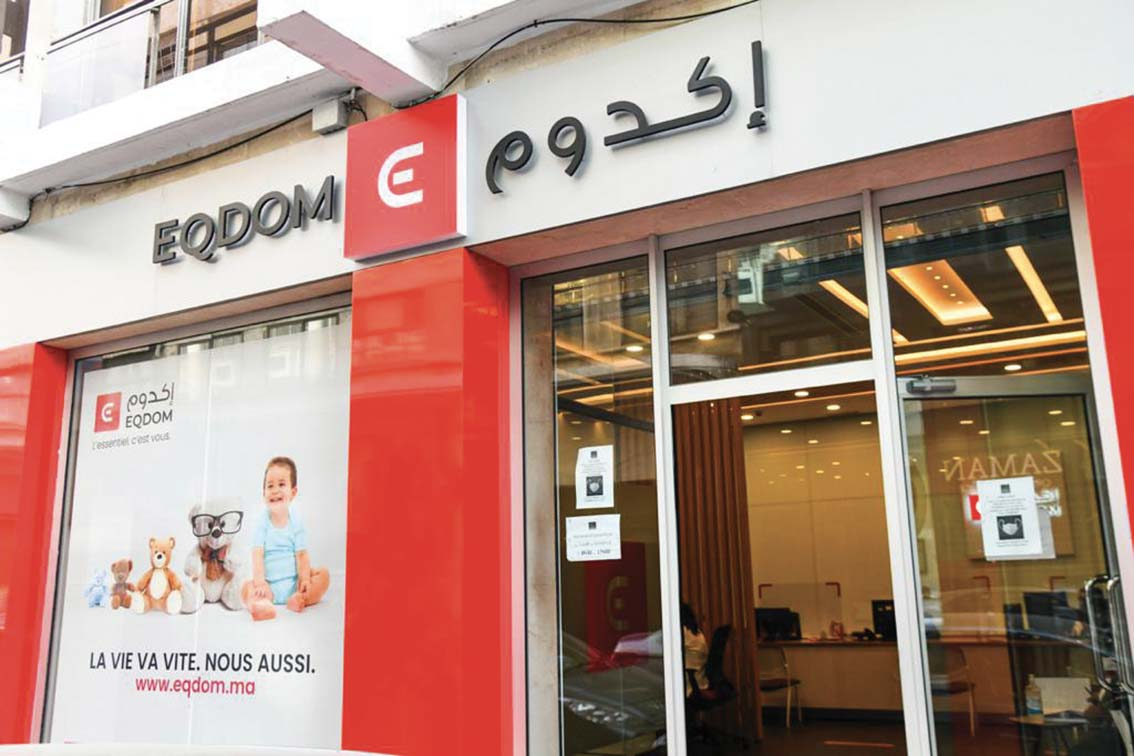 Eqdom, une vision claire  primée à l'international