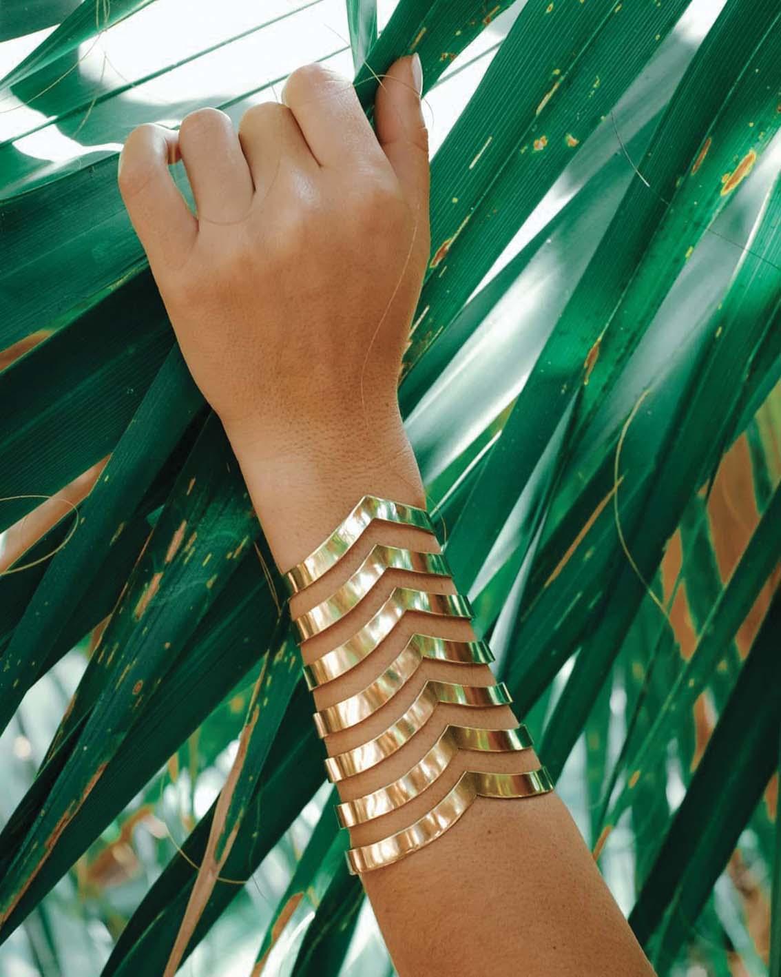 Kasha Bali, les bijoux  au supplément d'âme  de Kenza Barrada