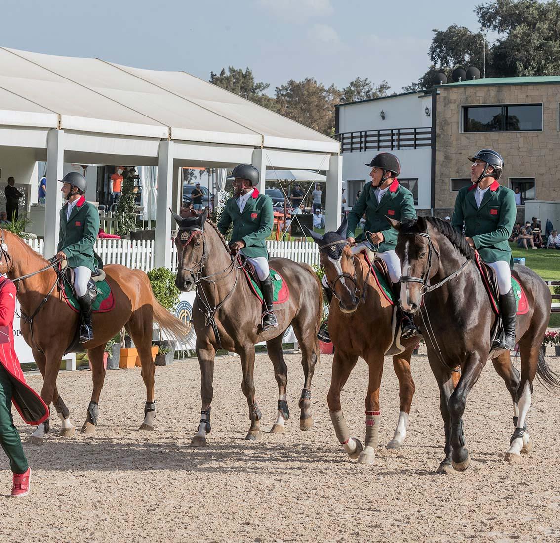 Équitation :  Le Maroc aux JO de Tokyo
