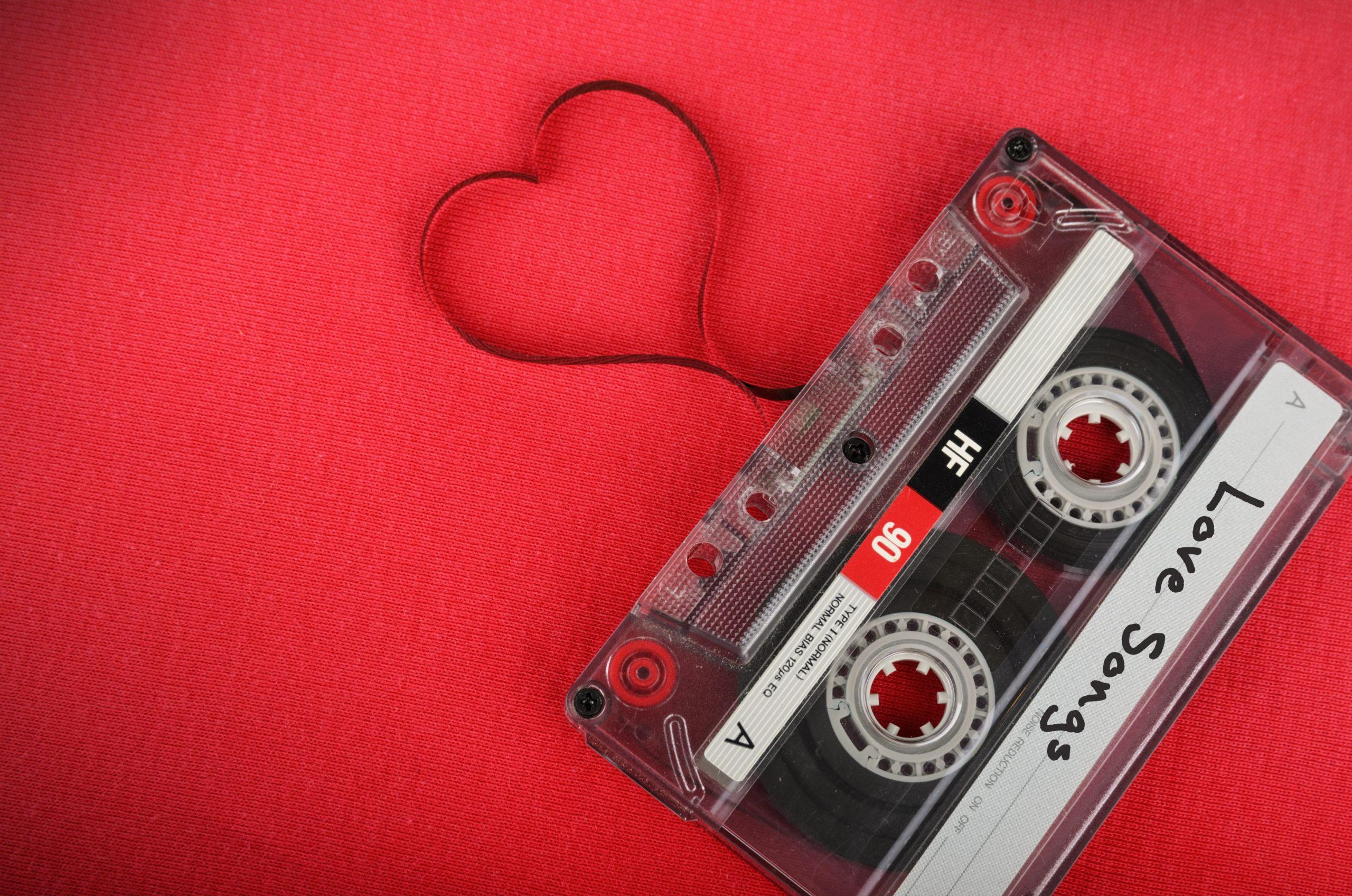 Notre sélection des meilleures Love Songs