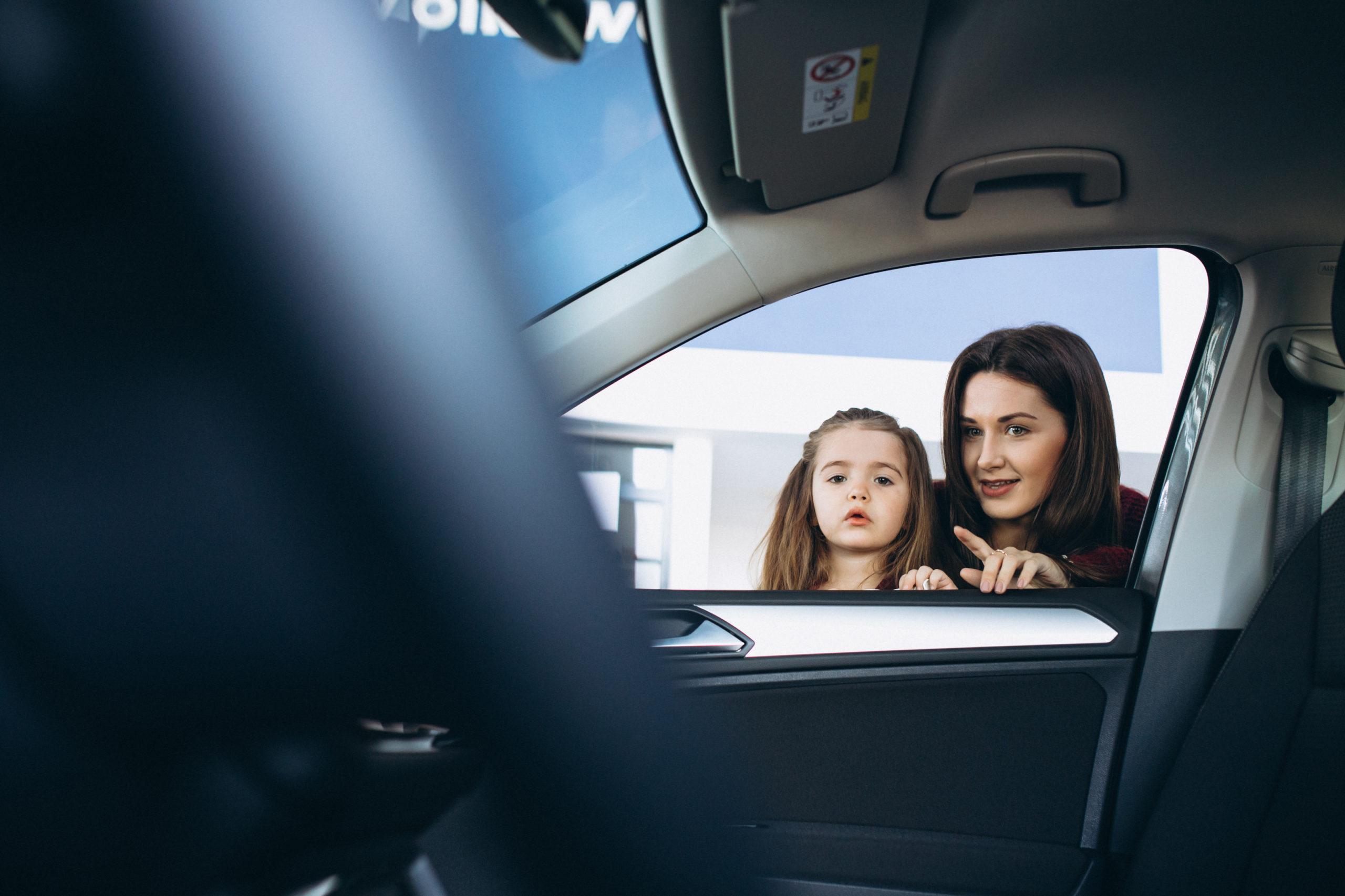 Quel type de véhicule pour votre famille?