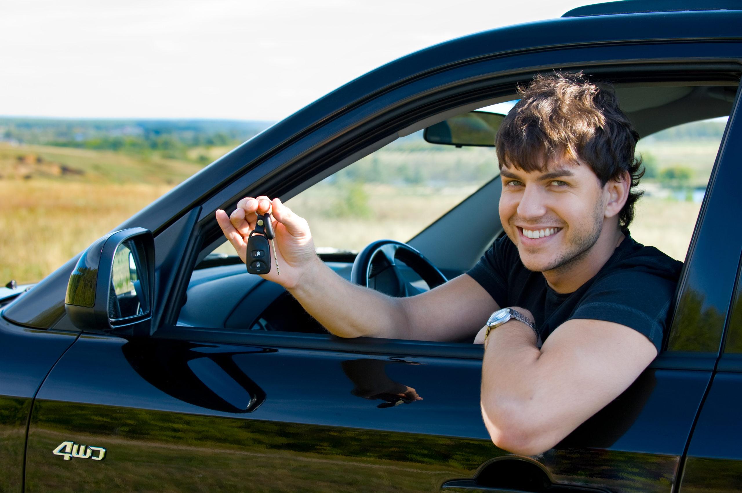 Quelle voiture pour les nouveaux conducteurs ?