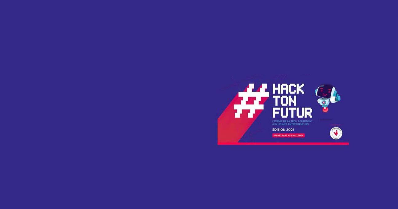 La French Tech Maroc lance #Hacktonfutur, un concours d'idées adressé aux jeunes pour Les sensibiliser à l'entrepreneuriat