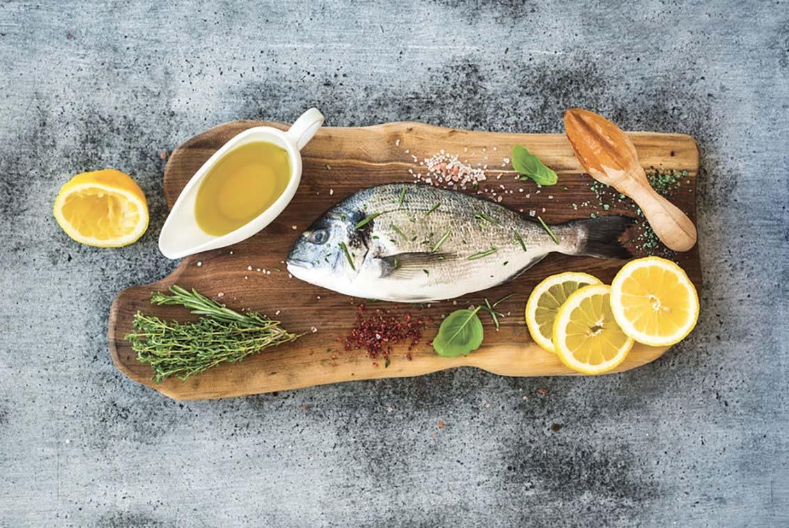 Les recettes de Fares Berriah, chef du restaurant Sel de Mer au Mazagan